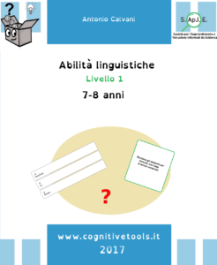 abilità linguistiche liv 1