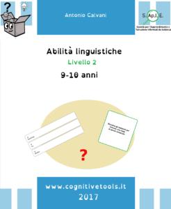 abilità linguistiche liv 2